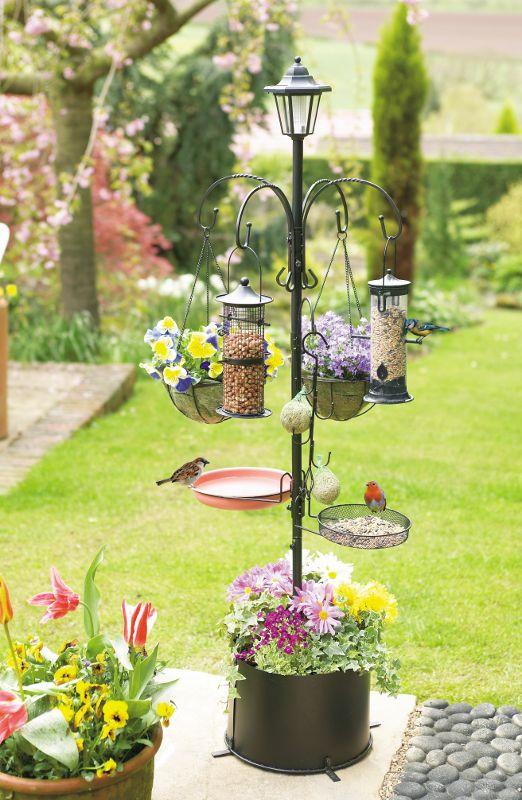 Bird Table Patio Bird Feeding Station Small Twootz Com